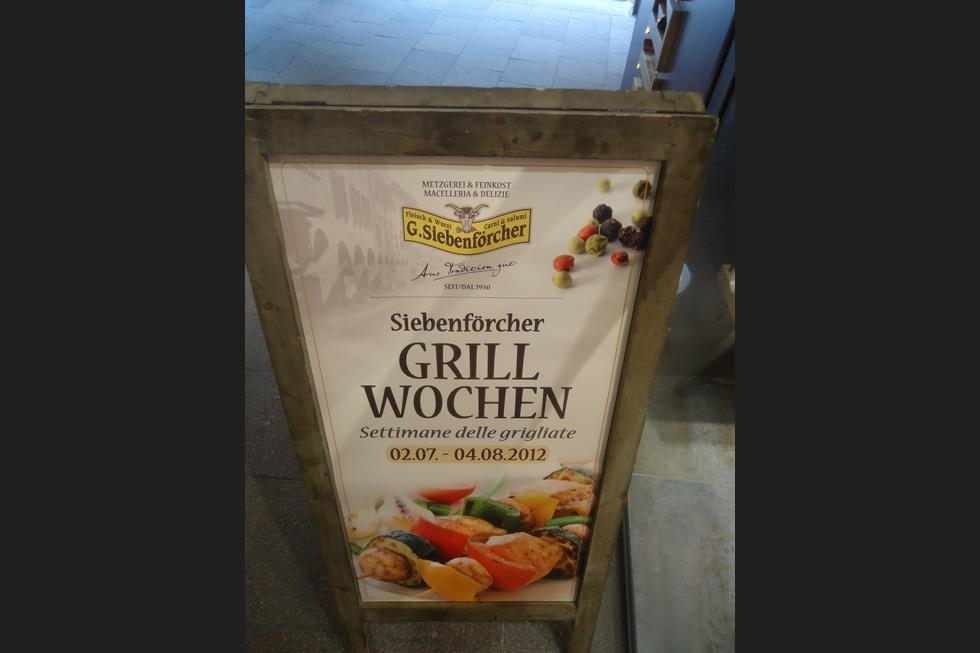 Store of the week: Siebenförcher Meran, Italy | Store gallery ... | {Grillwochen 24}